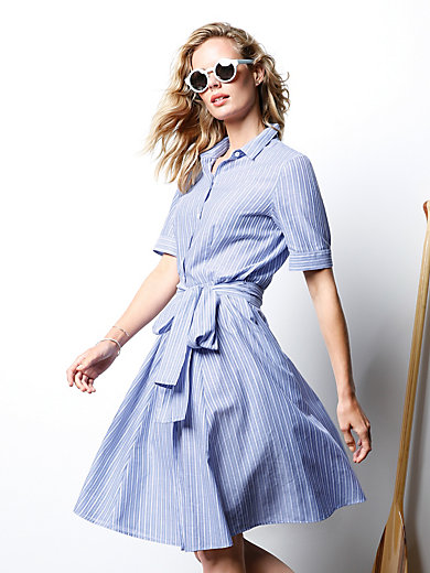 DAY.LIKE - Dress with short sleeves