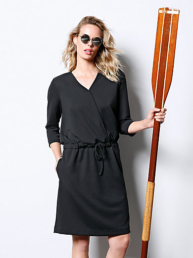 DAY.LIKE - Jersey dress with 3/4-length sleeves