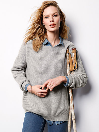 DAY.LIKE - Jumper in 100% new milled wool