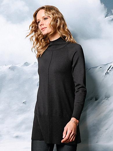 DAY.LIKE - Lange trui van 100% scheerwol