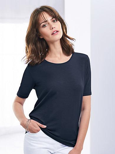 DAY.LIKE - Le T-shirt ligne droite, décolleté noué au dos