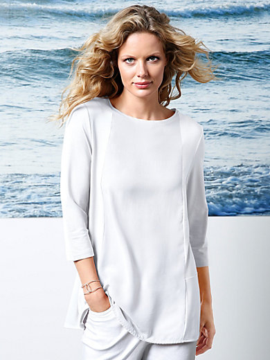 DAY.LIKE - Long top with 3/4-length sleeves