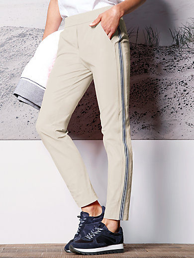 DAY.LIKE - Pull-on ankle-length trousers