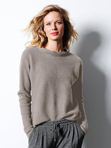 DAY.LIKE - Pullover aus 100% Schurwolle-Merino extrafein