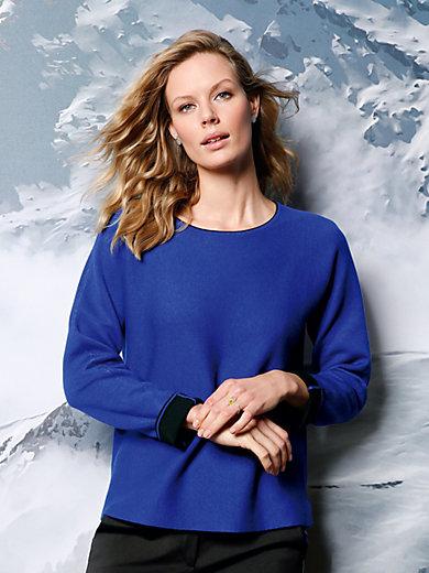 DAY.LIKE - Pullover mit U-Boot-Ausschnitt