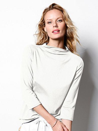DAY.LIKE - Shirt met staand halsboordje