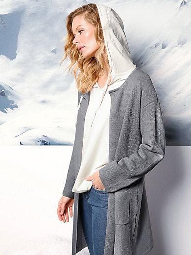 DAY.LIKE - Strickjacke mit überschnittener Schulter