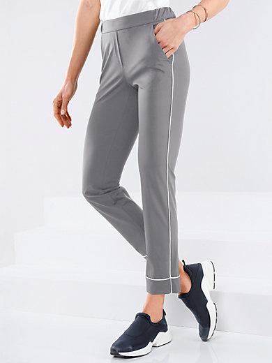 DEYK - Ankle-length slip-on trousers design Deyk