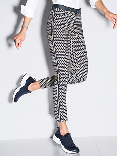 DEYK - Ankle-length trousers design Daryl S