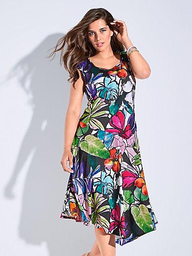 Doris Streich - Jersey-Kleid mit breiten Trägern