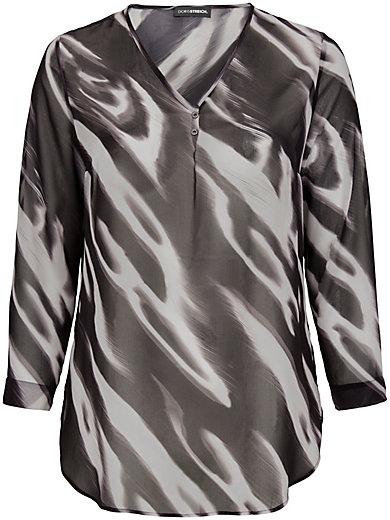 Doris Streich - Schlupf-Bluse mit V-Ausschnitt