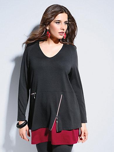 Doris Streich - Shirt mit Rundhals-Ausschnitt