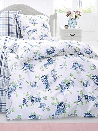 Dormisette - Bettbezug ca. 135x200cm / Kissenbezug ca. 80x80cm.