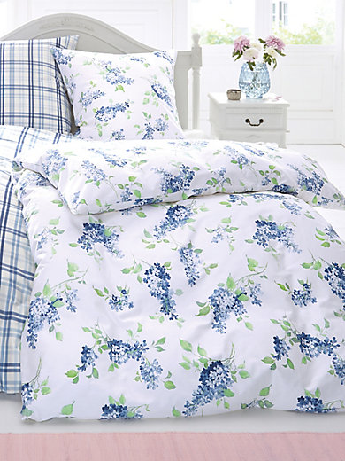 Dormisette - Bettbezug ca. 155x220cm / Kissenbezug ca. 80x80cm.