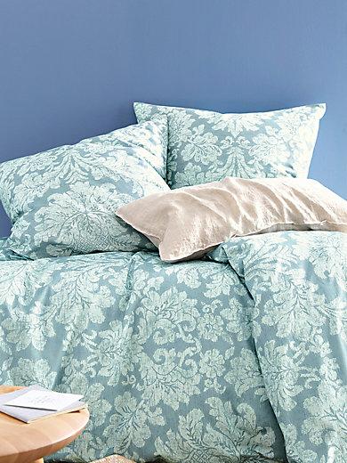 dormisette bettw sche garnitur 135x200cm petrol. Black Bedroom Furniture Sets. Home Design Ideas