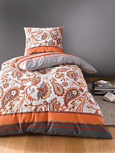 Dormisette - Bettwäsche-Garnitur ca. 135x200cm
