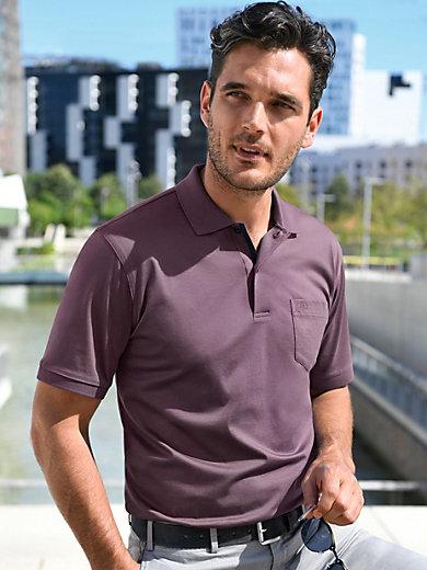 E.Muracchini - Polo-Shirt mit 1/2-Arm und klassischer Paßform