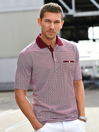 E.Muracchini - Polo shirt with short sleeves