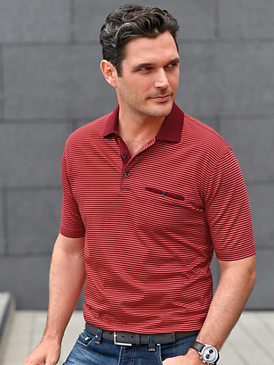 E.Muracchini - Polo shirt with short sleeves