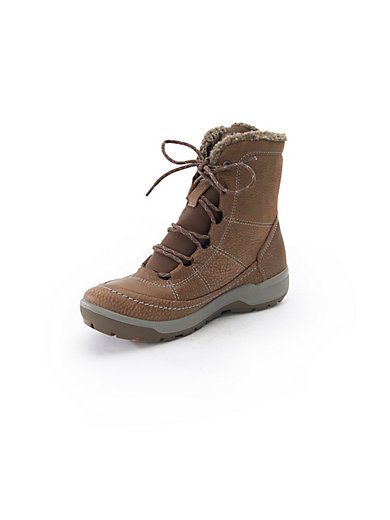 b737132bfd7d9 Ecco - Lace-up ankle boots Trace Lite - brown