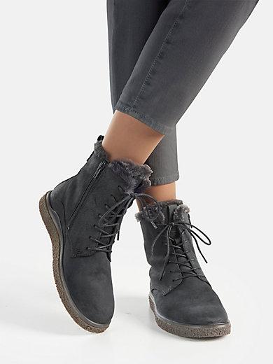 Ecco - Les bottines lacées modèle Crepetray