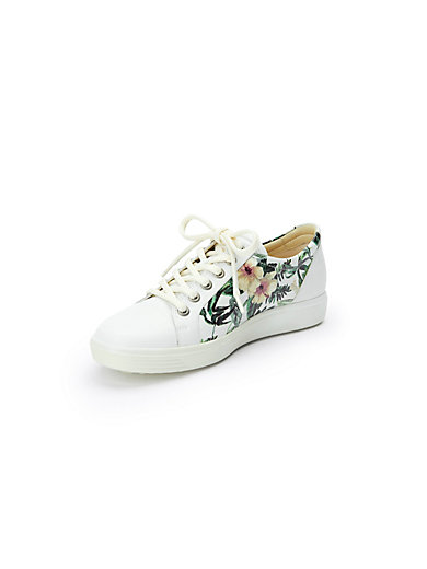 Ecco Les sneakers Soft 7 Ladies en cuir