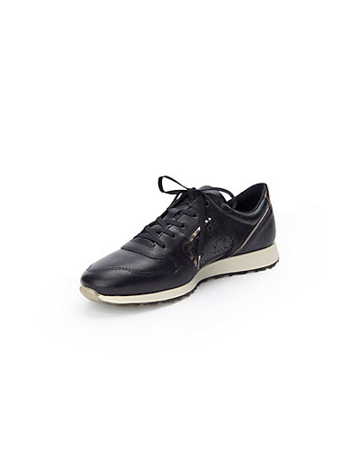 Ecco Sneak trainers in 100% leather discount browse RuVq0freoV
