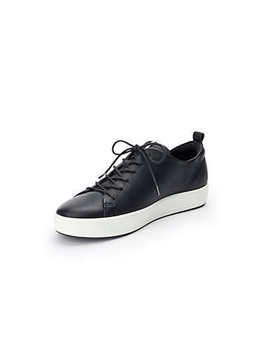 Ecco - Sneaker Soft 8 Ladie aus 100% Leder