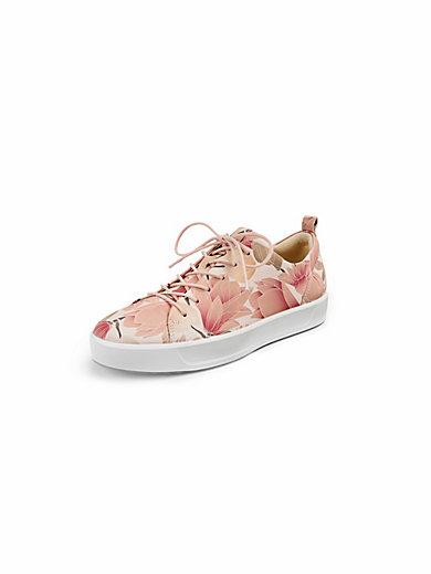 e2d38f92fed Ecco - Sneakers för kvinnor - rosé/flerfärgad
