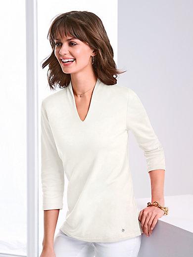 Efixelle - Le T-shirt manches 3/4 100% coton
