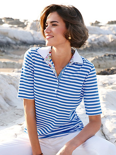Efixelle - Polo shirt with short sleeves