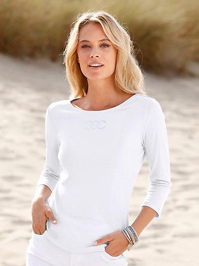 Efixelle - Shirt met ronde hals en 3/4 mouwen