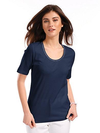 Efixelle - T-shirt m. rund hals