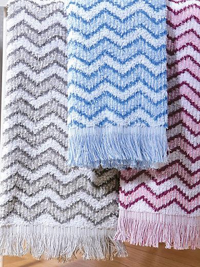 Egeria - Le drap de douche, 70x140cm