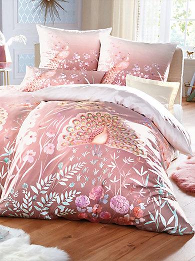 Elegante - 2-teilige Bettwäsche-Garnitur aus Satin