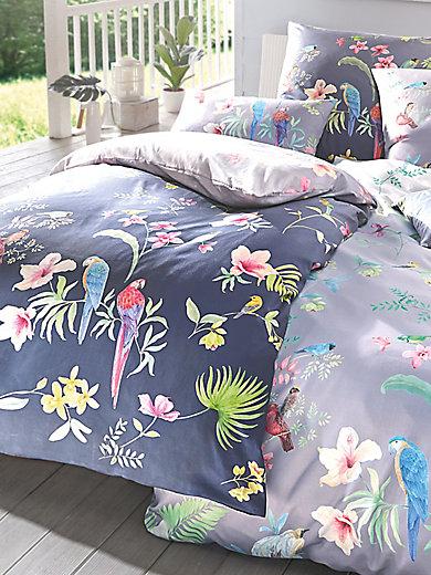 Elegante - Bettbezug ca. 135x200cm, Kissenbezug ca. 80x80cm