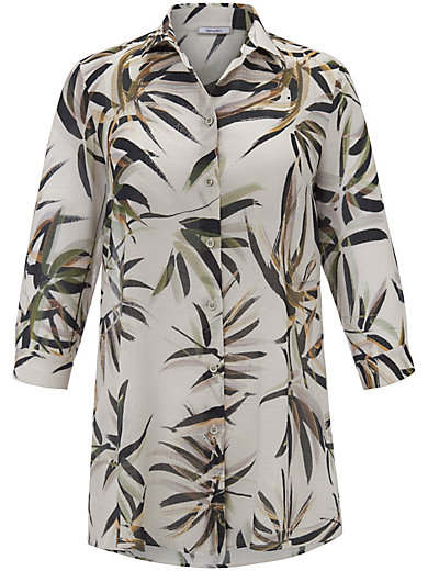 Elena Miro - Long-Bluse mit 3/4-Arm