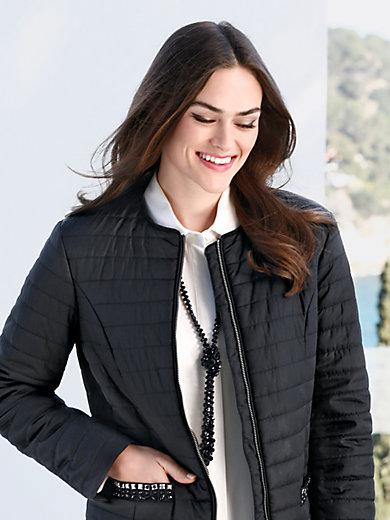 Emilia Lay - Doorgestikte jas