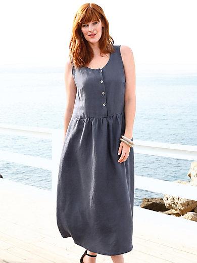 Emilia Lay - Hihaton mekko puhdasta pellavaa