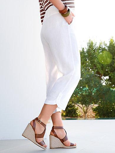 Emilia Lay - Hose aus 100% Leinen