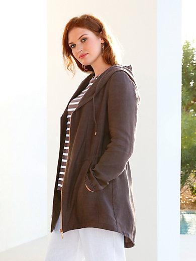 Emilia Lay - Jacke aus 100% Leinen
