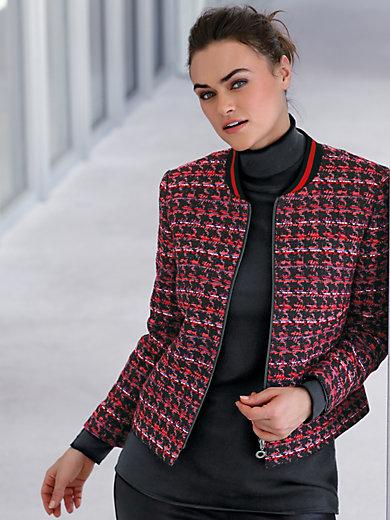 Emilia Lay - Jacke mit Rundhals-Ausschnitt