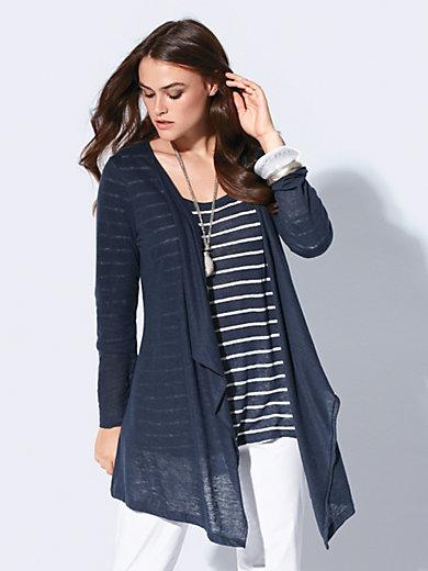 Emilia Lay - Jacket with long sleeves