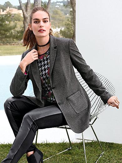 Emilia Lay - Jersey-Blazer mit Reverskragen