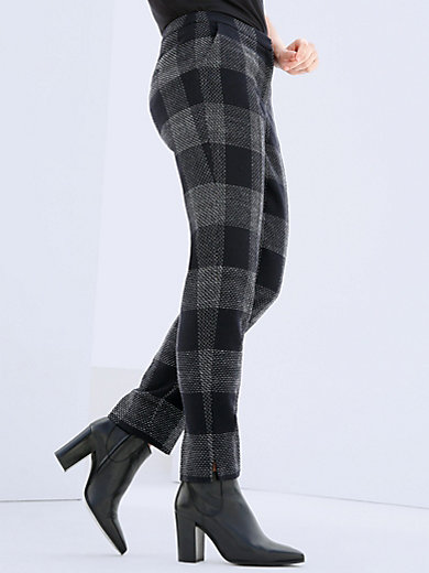 Emilia Lay - Knöchellange Hose