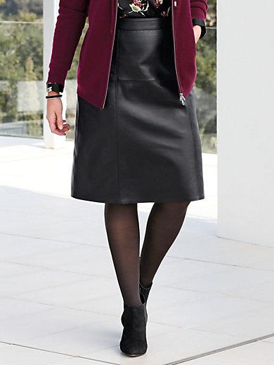 Emilia Lay - La jupe en cuir