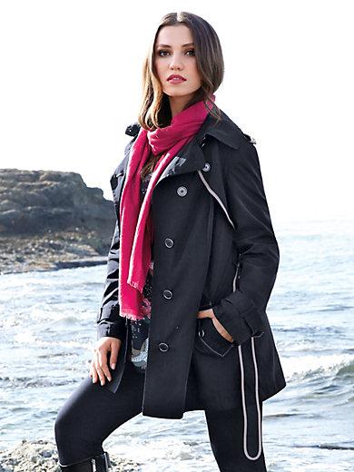 Emilia Lay - La veste trench
