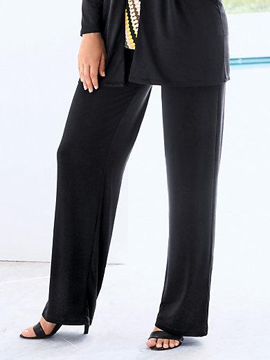 Emilia Lay Le pantalon Palazzo en jersey u5TQwBc