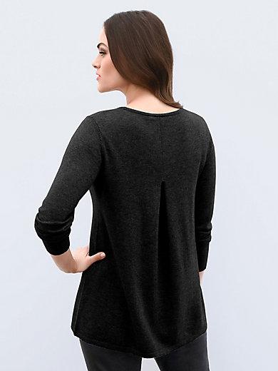 Emilia Lay - Le pull ample en pure soie et laine vierge