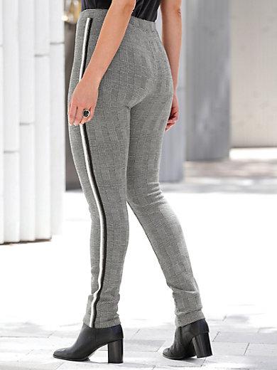 Emilia Lay - Leggings with side stripe